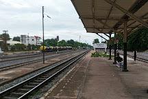 Phitsanulok Railway Station, Phitsanulok, Thailand