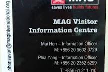 MAG UXO Visitor Information Centre, Phonsavan, Laos