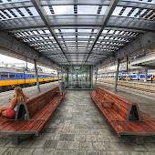 Железнодорожная станция   Caella