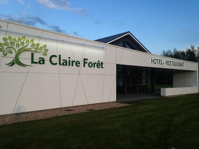 Hôtel - Restaurant la Claire Forêt