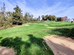 Golf Blue Green the Marterie