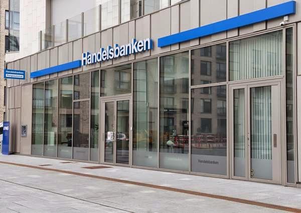 Handelsbanken Frederiksberg Vest, Marguerite Vibys Pl. 3, 2000 Frederiksberg, Danmark