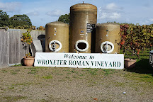 Wroxeter Roman Vinyard, Shrewsbury, United Kingdom