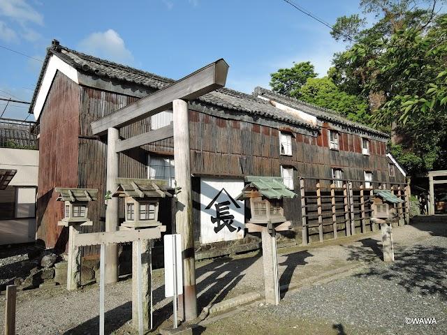 Kawabenanakusa Shrine
