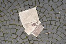 White Rose Monument, Munich, Germany