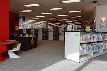 Moncton Public Library, Moncton, Canada