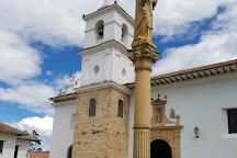 Iglesia del Carmen, Villa de Leyva, Colombia