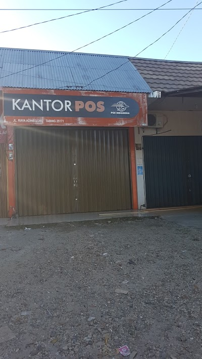 Kantor Pos Tabing West Sumatra