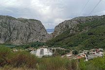 Cetina River, Omiš, Croatia