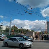 Станция  Moscow Central Bus Station