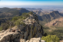 Emory Peak, Big Bend National Park, United States