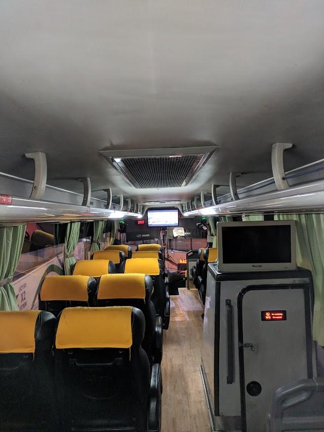 Bicol Isarog Bus Terminal Cubao