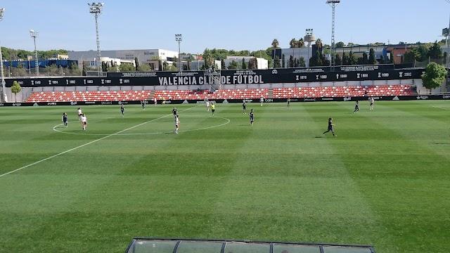 Ciudad Deportiva Del Valencia Club De Fútbol