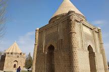 Aisha Bibi Mausoleum, Taraz, Kazakhstan