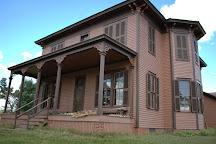 Oliver Kelley Farm, Elk River, United States