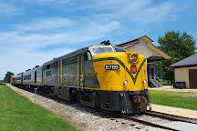 Monticello Railway Museum, Monticello, United States
