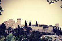 Castle of Oria, Oria, Italy