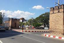 Chang Phuak Gate, Chiang Mai, Thailand