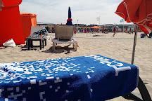 Deauville Beach, Deauville, France
