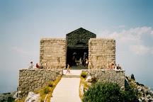 Mausoleum of Petar II Petrovic-Njegos, Niksic, Montenegro