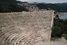 Hellenistic Theatre, Kas, Turkey
