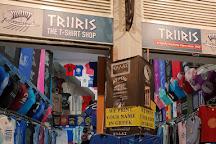 Triiris the T-Shirt Shop, Athens, Greece