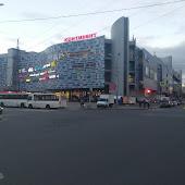 Автобусная станция   Saint Petersburg Metro Zvezdnaya
