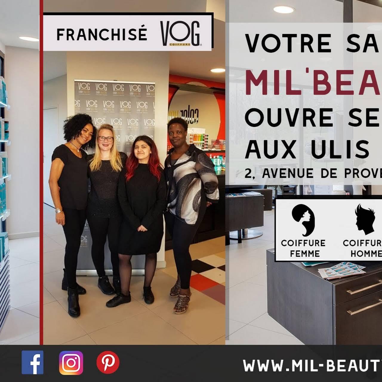 Vog Coiffure Milbeauty Salon De Beaute A Les Ulis