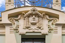 Doma Antikvariats, Riga, Latvia