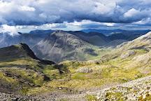 Scafell Pike Mountain, Seathwaite, United Kingdom