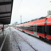 Станция  München Hbf