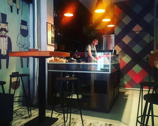 My Place Burger Bar