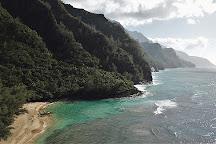 Ke'e Beach, Kauai, United States