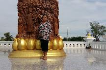 Ongkeo Monument Park, Salavan, Laos