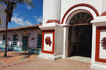 Iglesia de Nuestra Senora del Carmen, Guatape, Colombia