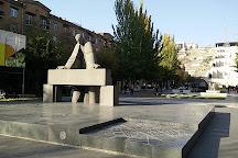 Alexander Tamanyan Statue, Yerevan, Armenia
