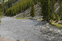 Firehole River, Yellowstone National Park, United States