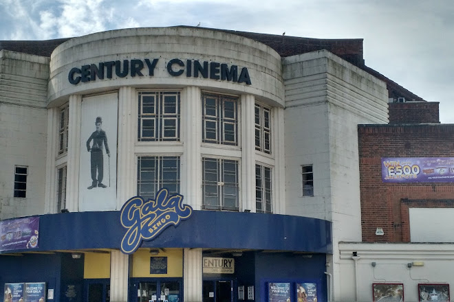 Visit Century Cinema on your trip to Clacton-on-Sea