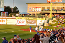 Four Winds Field at Coveleski Stadium, South Bend, United States