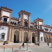 Железнодорожная станция  Jerez De La Frontera