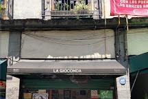 Galeria Bar La Gioconda, Mexico City, Mexico