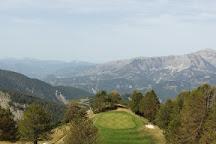 Sentier Planetaire, Valberg, France