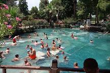Cleopatra Pools, Pamukkale, Turkey