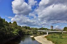Hirose River, Sendai, Japan