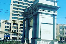 El Arco Britanico, Valparaiso, Chile