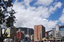 Plaza de San Victorino, Bogota, Colombia