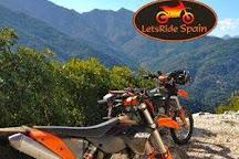 LetsRide Spain, Mijas, Spain