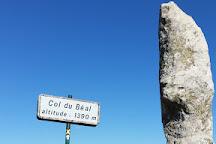 Col du Beal, Saint-Pierre-la-Bourlhonne, France