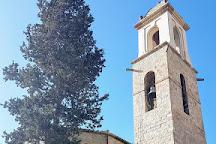 Iglesia San Marti Provencals, Barcelona, Spain