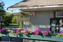 Grass Root Dairies, Salmon Arm, Canada